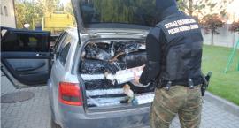 Straż Graniczna z Sejn zatrzymała przemytnika