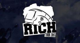 Rich Tour – najwięksi youtuberzy razem na jednej scenie w Białymstoku