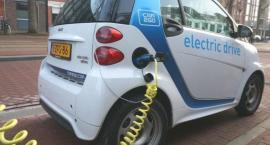 Targi Elektromobilności w Supraślu. Można zobaczyć samochody elektryczne