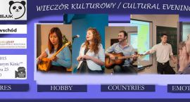 Wieczór Kulturowy / Cultural Evening !