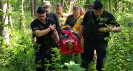 """Starsza kobieta odnaleziona. Policjantom pomagała Grupa Ratownicza """"Nadzieja"""""""