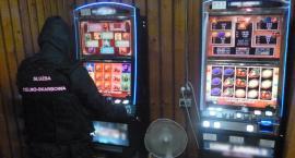 Celnicy znów przechwycili nielegalne automaty do gier