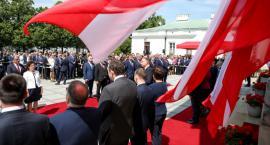 Prezydent Andrzej Duda przekazał życzenia mieszkańcom Podlasia