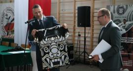 Minister sportu uhonorował Pawła Baranowskiego z białostockiego Huzara