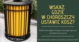Mieszkańcy Choroszczy mogą wspólne zadbać o przestrzeń
