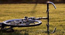 Potrącenie rowerzystów