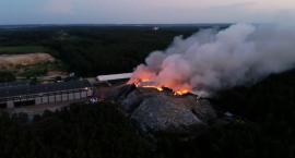 Studzianki znów w ogniu. Na miejsce ściągnięto wszystkie możliwe zastępy strażaków