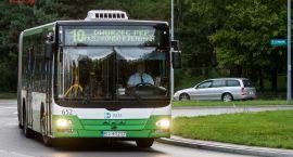 Od jutra autobusy pojadą inaczej