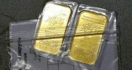 Wpadł z niezgłoszonym złotem