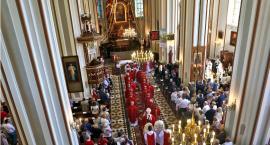 Parafia w Dobrzyniewie ma już pół wieku