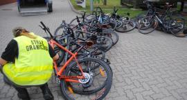 Pogranicznicy odzyskali 7 skradzionych w Danii rowerów