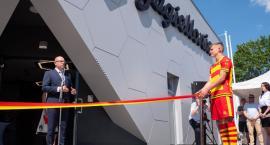 Ponad rok trwała budowa obiektu treningowego Jagiellonii. Właśnie została otwarta
