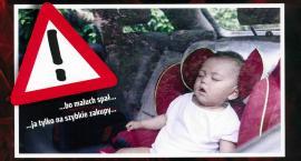 Do wszystkich rodziców: Nie zostawiajcie dziecka w samochodzie!!!