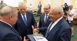 Paweł Jungerman zastąpił Henryka Gryko na stanowisku skarbnika województwa