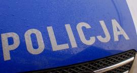 Policjanci zatrzymali podejrzanego o posiadanie amfetaminy