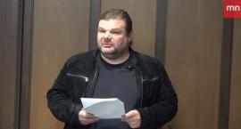 Rafał Gaweł był mniejszością polityczną, teraz jest mniejszością seksualną