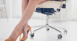 Można uniknąć żylaków pracując w pozycji siedzącej
