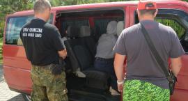 Czterech obywateli Tadżykistanu nielegalni próbowało przekroczyć granicę