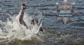 Mężczyzna utonął w augustowskim jeziorze