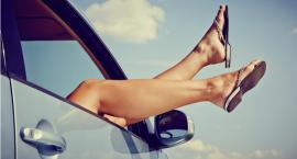 Zadbaj o nogi w trakcie podróży