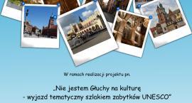 Niesłyszący mają szansę na podróż szlakiem zabytków UNESCO