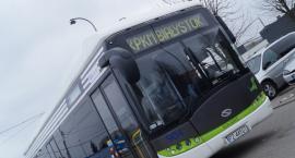 Do Białegostoku trafi 25 autobusów elektrycznych, będzie też infrastruktura ładowania. Za 4 lata