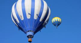 Balony latają z Krynką