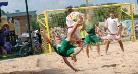Na Plaży Dojlidy rozpoczyna się Turniej Piłki Plażowej