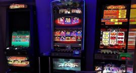 Nielegalne automaty do gier namierzone przez zambrowskich policjantów