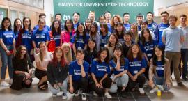Studenci z Chin mają w Białymstoku Letnią Szkołę