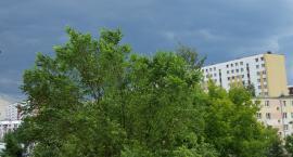 Przez Podlasie przetaczają się niebezpieczne burze