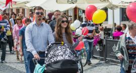 Białystok był na 5. miejscu miast przyjaznych rodzinom. Przed marszem równości