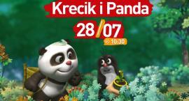 Wygraj bilety na Filmowe Poranki Krecik i Panda w Kinie Helios
