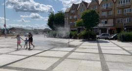 Zakończył się remont Placu Niepodległości w Łapach