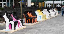 Zaczytane ławki pojawią się za miesiąc w Łomży