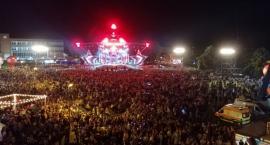 Plac koncertowy pękł w szwach