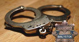 Czterech poszukiwanych zatrzymali białostoccy policjanci