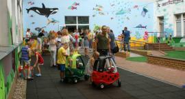 Mali pacjenci UDSK mogą korzystać wyremontowanego patio