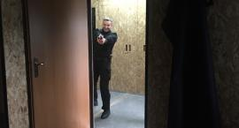 Odkąd pamięta chciał być policjantem
