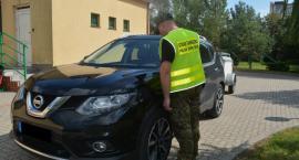 Odzyskano auto skradzione we Francji