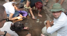 Sensacyjne odkrycia archeologiczne na Dębowiku w Supraślu