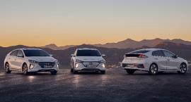 Stworzyli bezpieczny samochód. Nowy Hyundai Ioniq z bardzo dobrym wynikiem w testach zderzeniowych