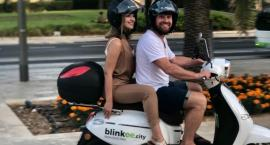 Na Malcie można spotkać polskie skutery