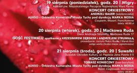 Na Suwalszczyźnie trwa AUKSO Wigry 2019