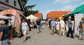 Kiermasz w Tykocinie odwiedziło wielu ludzi