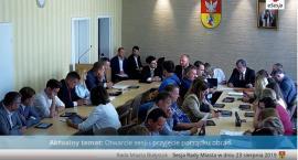 Rada Miasta nie przyjęła stanowiska w sprawie sędziego Markiewicza. Wygląda to na rozłam w Koalicji