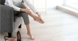 Zadbaj o nogi po ciężkim dniu pracy