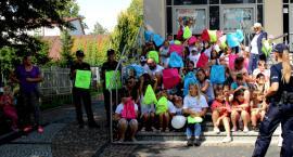 Dzieci z Sokółki przeszły w marszu profilaktycznym