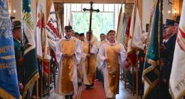 Arcybiskup Wojda celebrował mszę z okazji 39 lecia powstania NSZZ Solidarność