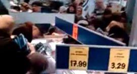 Promocja na karpia w Lidlu. Na razie brak danych o ofiarach